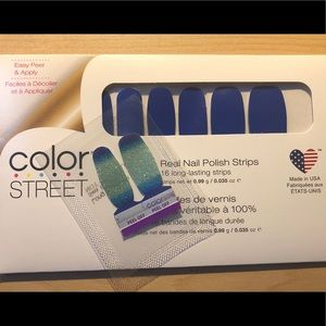 Color Street Greeking Out Polish Strips